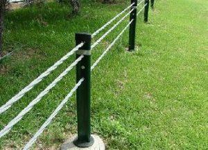 Gladiator perimeter fence